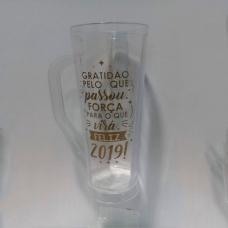 LONG DRINK COM ALÇA DE ACRÍLICO